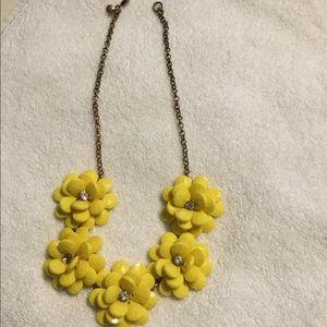 J Crew Flower 🌸 Necklace